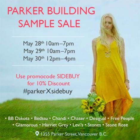 Parker sale Square-1